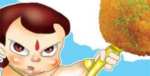 Green Gold Animation in talks to license Chhota Bheem laddoos